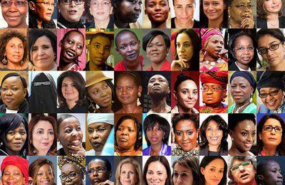 Journée internationale de la femme: Voici les 50 femmes africaines les plus influentes