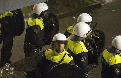 Concert à Rotterdam: des bouteilles de gaz découvertes dans un bus aux plaques espagnoles