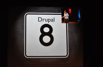 Drupal 8: An open source CMS boasting outstanding features