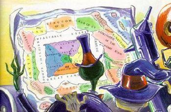 L'Univers du Magicien d'Oz - Cartes