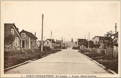 L'église de Paray (avenue Alsace-Lorraine)