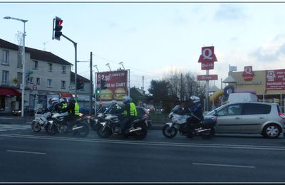 Le gang des motards
