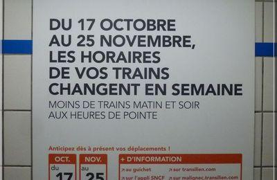 Les bonnes blagues de la SNCF