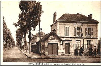 L'ancienne mairie de Morangis