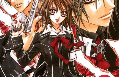 Critique Manga - Vampire knight tome 1