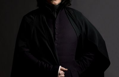 Photos HQ de Severus Snape 2
