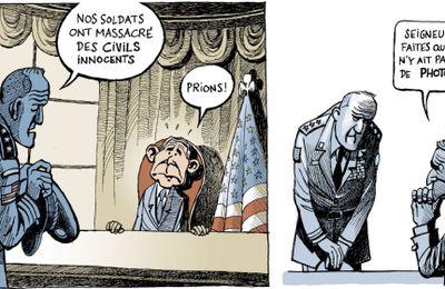 Après l'Irak et l'Afghanistan,... l'Irak