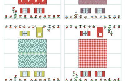 Des maisons en 3D à imprimer...