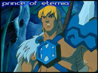 Ice Armor He-man (Figurine)