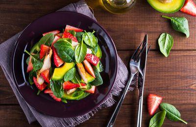 Menus santé : la vitamine C, le tonus de votre assiette