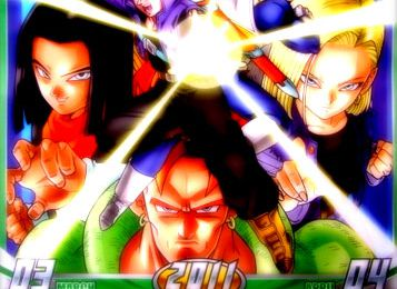 Calendrier Dragon Ball Kai 2011 ! Mars - Avril