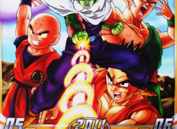 Calendrier Dragon Ball Kai 2011 ! Mai - Juin