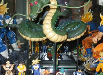 Collector Dragon Sacré Shenron Banpresto