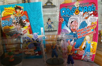 {New} Figurines Dragon Ball Hachette Collection n° 42 & 43