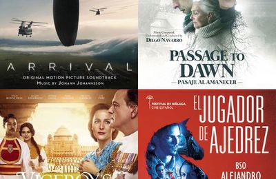 Les nominations des 17èmes World Soundtrack Awards - Part 2