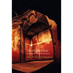 The Open Circle - Book about Jean-Guy Lecat's work with Peter Brook