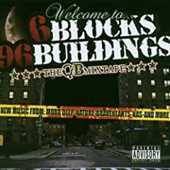 Q-Butta & Ric Rude - Welcome To... 6 Blocks 96 Buildings - The QB Mixtape