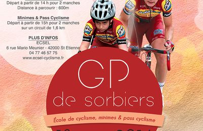 Samedi, Grand Prix de Sorbiers