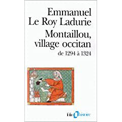 Montaillou, village occitan de Le Roy Ladurie