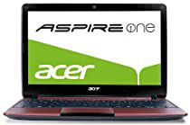 Acer Aspire One 722 29,5 cm (11,6 Zoll) Netbook (AMD C-60, 1GHz, 4GB RAM, 320GB HDD, ATI HD 6290) rot