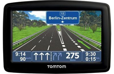 TomTom XL 2 IQ Routes Edition Central Europe Traffic Navigationssystem inkl. TMC jetzt ab 99,94 EUR