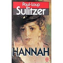 Hannah de P-l Sulitzer
