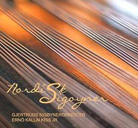 GJERTRUDS SIGØYNERORKESTER : Nordisk sigøyner (2012)