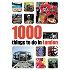 1000 choses à faire à Londres, part 1
