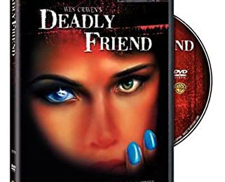 Deadly friend dvd for sale