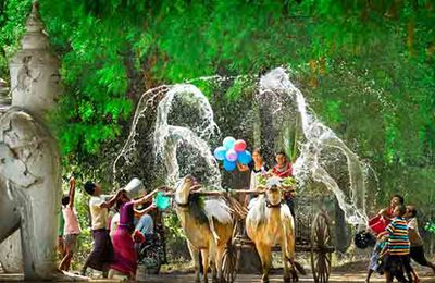 Fêtes locales : au top des voyage en Birmanie avis