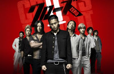 Jmovie : Crow Zero I et Crows zero II