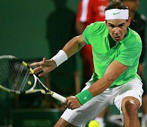 Rafa Nadal ganó el primer torneo del año 2010