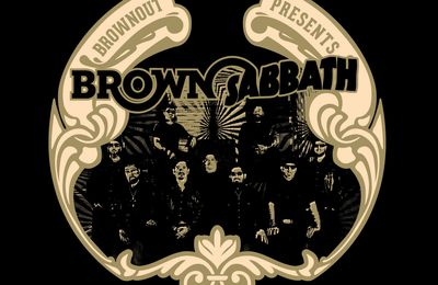 La Reprise #12 Black Sabbath goes Brown