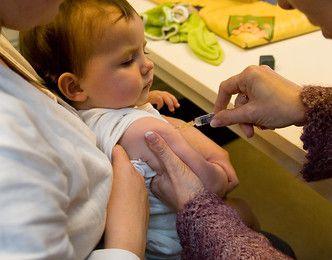 La quantité d'aluminium dans les vaccins injectés à nos enfants