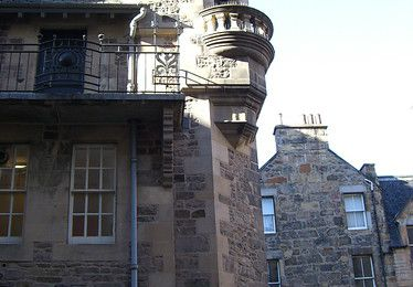 Writers' Museum in Edinburgh's Lady Stair's Close
