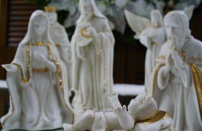 les coutumes de Noël des temps passés