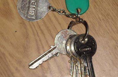 Les clés tant attendues !