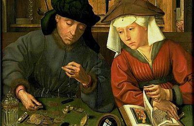 Le miroir sphérique et la peinture flamande
