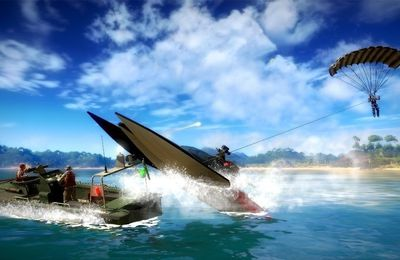 Just Cause 2 en 6 images