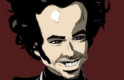 Caricature 006 - Romain Duris