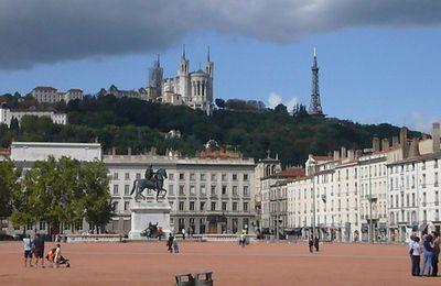 Un petit tour à Lyon