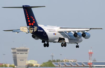 Brussels Airlines bat de l'aile