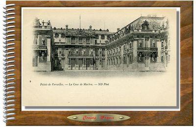 VERSAILLES Palais