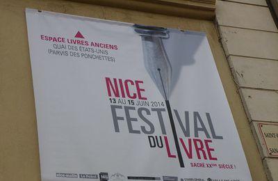 Festival du Livre de Nice 2014