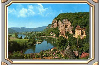 Le château de la Malartrie (Dordogne)
