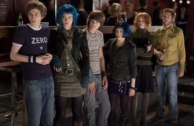 Scott Pilgrim en action