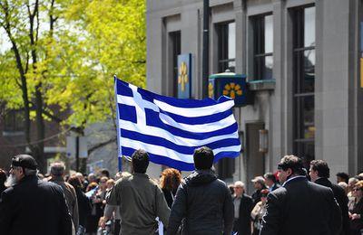 Grèce, Athènes et la pollution