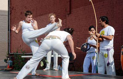 Un club de capoeira s'installe sur la commune