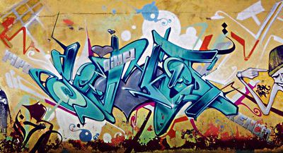 Photographie {Graffitis}