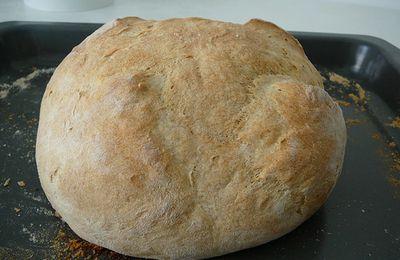 Como hacer Pan casero.